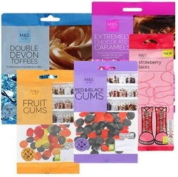 Marks and Spencer Sweets