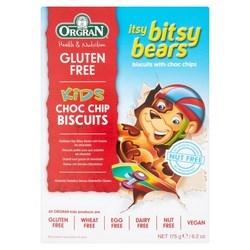 Orgran Biscuits