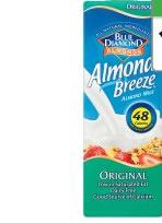Blue Diamond Almond Milk