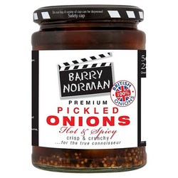 Barry Norman Pickled Onions