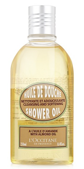 L'Occitane Bath and Shower.