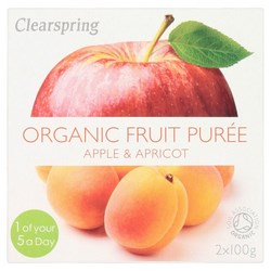 Clearspring Organic Purees