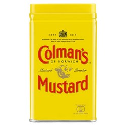 Colmans Sauces and Mustards