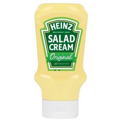 Heinz Salad Cream and Mayonnaise