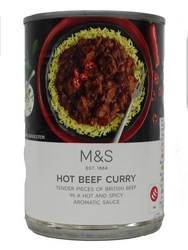 Marks and Spencer International Groceries