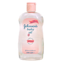 Johnson and Johnson Baby Skincare