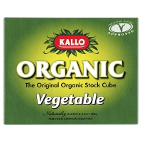 Kallo Stock Cubes and Pouches