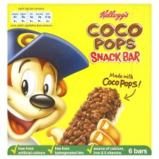 Kelloggs Cereal and Milk Bars