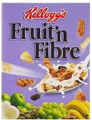 Kelloggs Fruit n Fibre