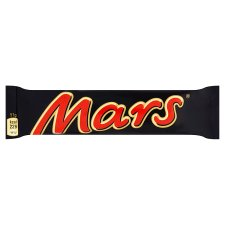 Mars Chocolate Bars
