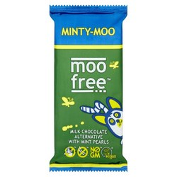 Moo Free Chocolate.