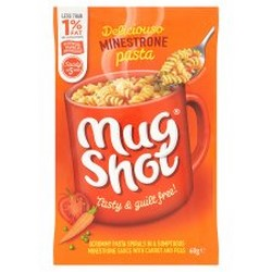 Mug Shot Snacks