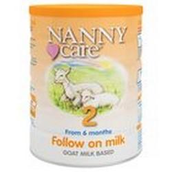 Nanny Care Goat Milk Baby Formula