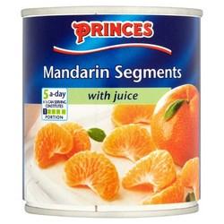 Princes Tinned Fruit