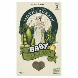 Quinola Mothergrain Organic