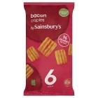 Sainsburys Crisps and Snacks