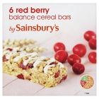 Sainsbury Cereal Bars
