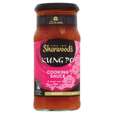 Sharwoods Oriental Cooking Sauces