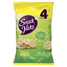Snack A Jacks