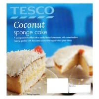 Tesco Sponge Cakes
