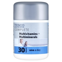 Tesco Vitamins