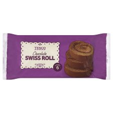 Tesco Swiss Rolls