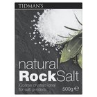 Tidmans Natural Rock Salt