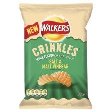 Walkers Crinkles Crisps