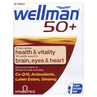 Vitabiotics Vitamins and Supplements