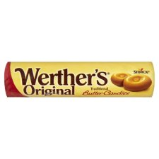 Werthers Original Toffee