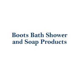 Boots Bath Shower and Soap Products