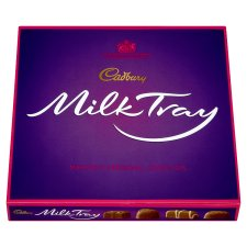Cadbury Milk Tray Chocolate