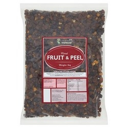Curtis Catering Dried Fruits