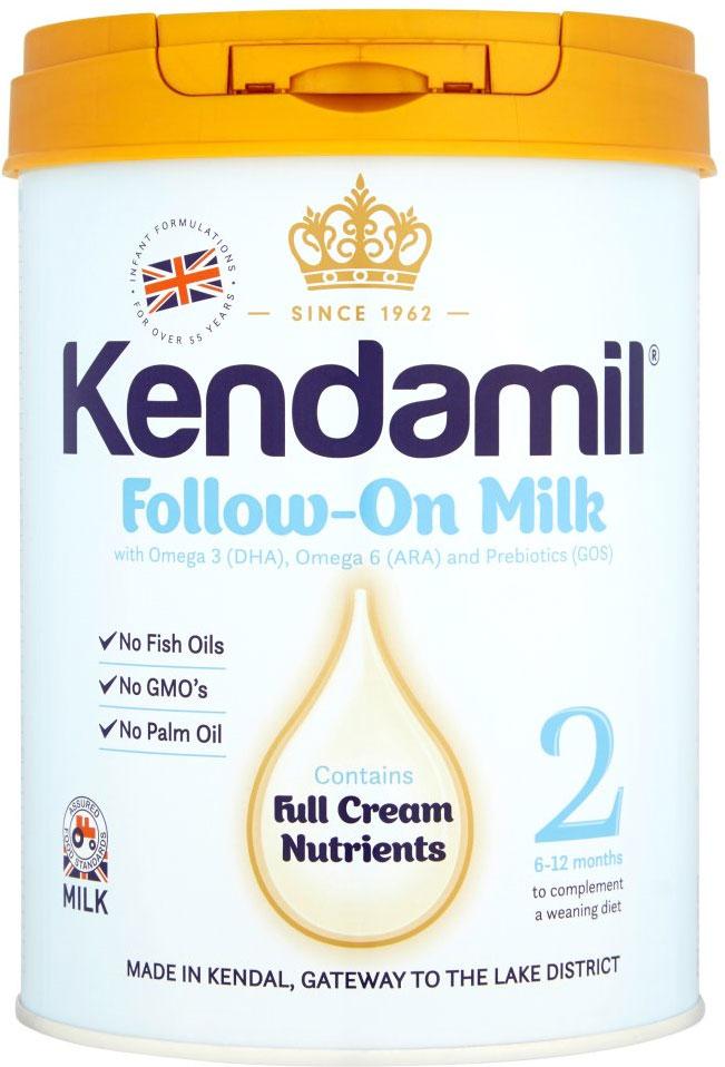 Kendamil Baby Milk