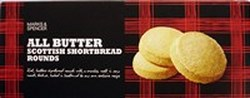 Marks and Spencer Shortbread