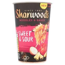 Sharwoods Noodle Snack Pots