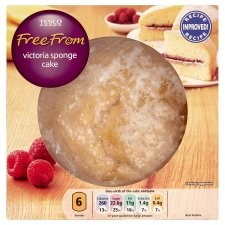 Tesco Free From Cakes