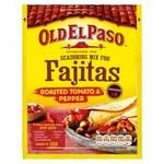 Old El Paso Fajitas Spice Mix for Roasted Tomato and Pepper Fajitas 30g