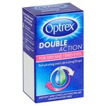 Optrex Double Action Eye Drops For Dry and Tired Eyes 10ml