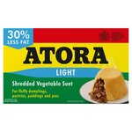 Atora Light Vegetable Shredded Suet 30% Less Fat 240g