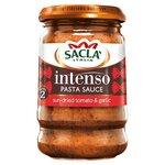 Sacla Intenso Stir In Tomato and Garlic 190g