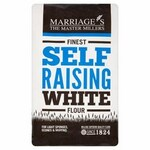 Marriages Finest Self Raising White Flour 1.5kg
