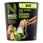 Naked Noodle The Big One Thai Green Curry 104g