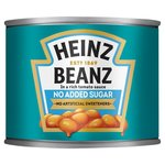 Heinz Baked Beans No Added Sugar 200g