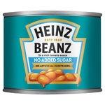 Heinz Baked Beans No Added Sugar 200g
