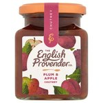 English Provender Company Plum and Bramley Apple Chutney 300g