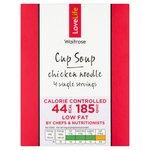 Waitrose Chicken Noodle Soup Love Life 4 x 13g