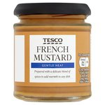 Tesco French Mustard 185g