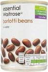 Waitrose Essential Borlotti Beans 410g