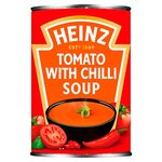 Heinz Cream Of Tomato with Chilli Soup 400g